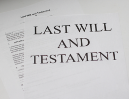 Writing a Will Kingsbridge
